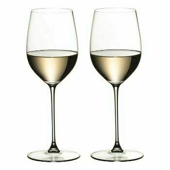 Copas de vino blanco chardonnay de Riedel en oferta
