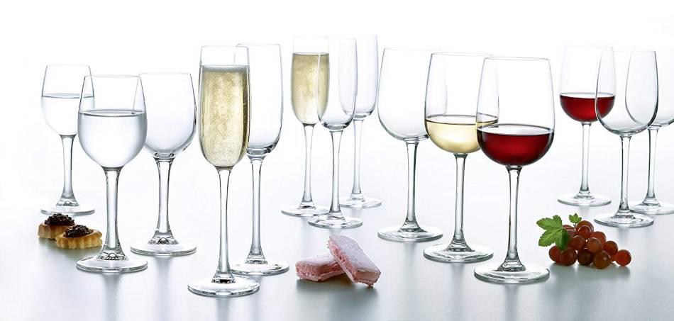 Copas de vino elegantes al mejor precio