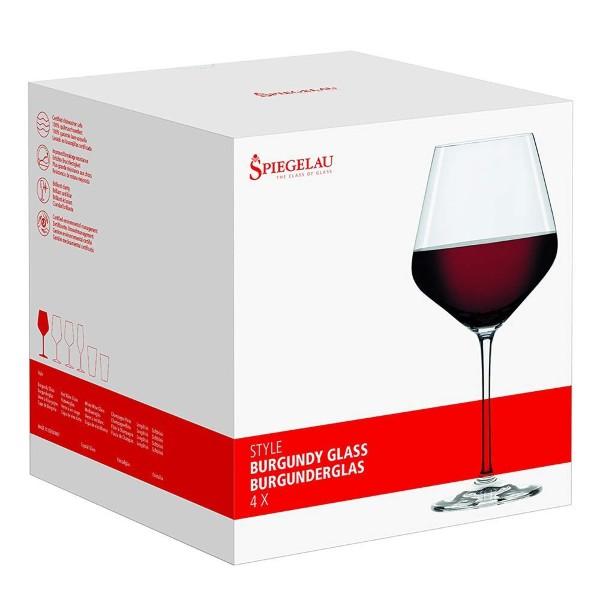 juego de copas de vino spiegelau
