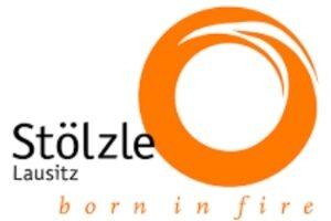 logotipo marca copas de vino Stolzle lausitz