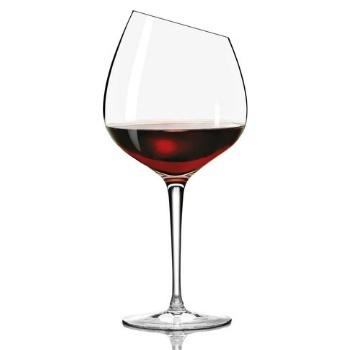 Copas de vino tinto tipo globo