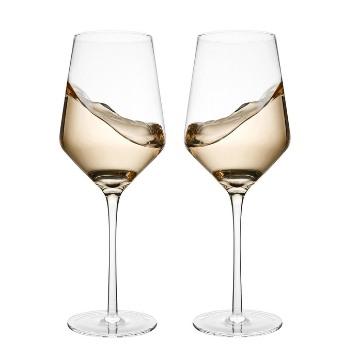 vino blanco copa