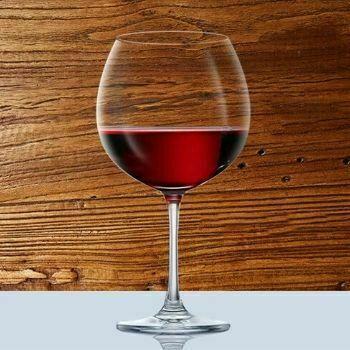Copa de vino rojo Cabernet