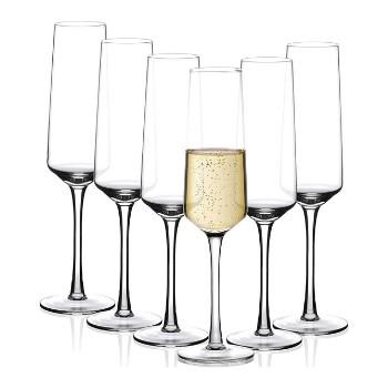 Copas de champagne flautas Amisglass
