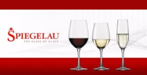 Copas de vino de la marca Spiegelau