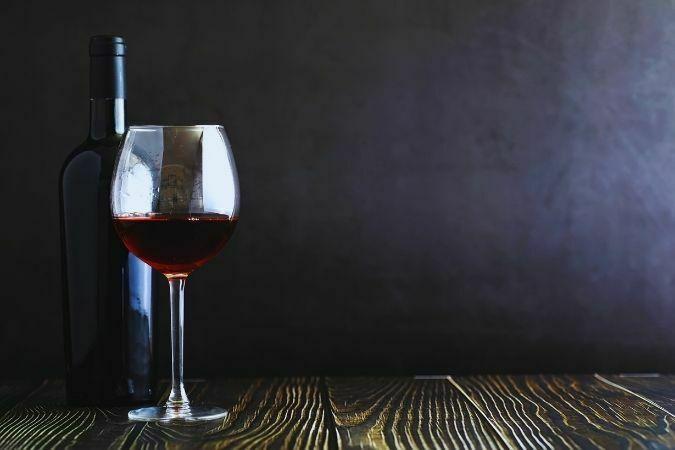 Copa de vino Cabernet