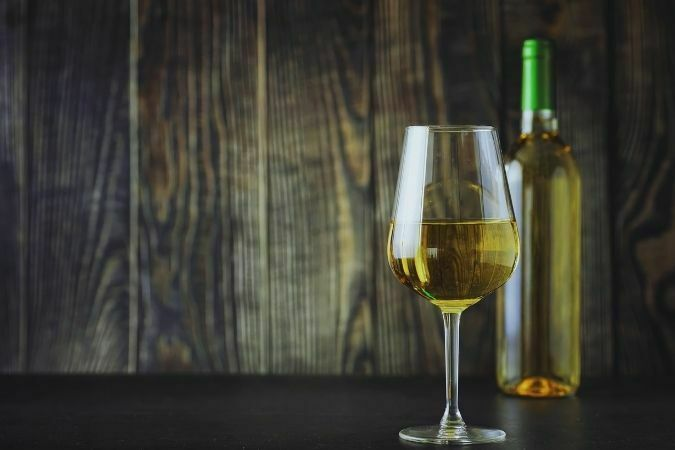 Tipos de copas de vino - Copa para vino blanco Chardonnay