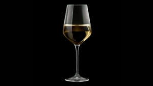Copas de vino blanco en oferta
