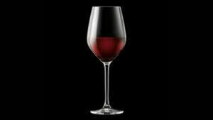 Copas de vino tinto en oferta