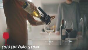Coravin dispositivo de conserva para vino